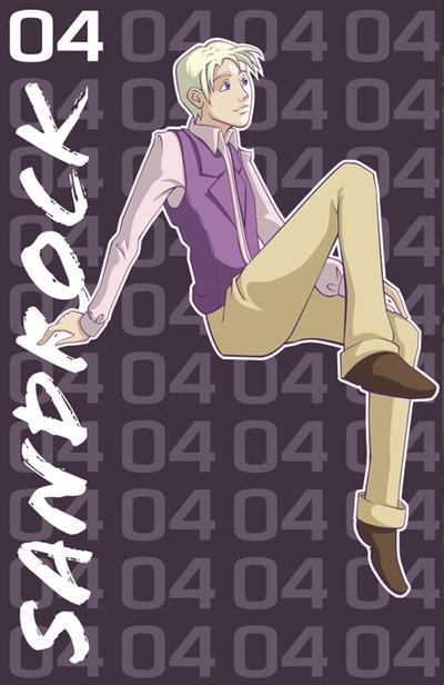 Sandrock - 04 - Quatre by fatpuppy