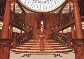 Titanic WIP 185 by Hudizzle