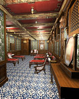 Titanic Turkish Bath IV by Hudizzle
