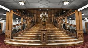 Titanic 1st Class Reception VI
