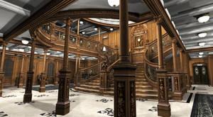 Titanic Grand Staircase I