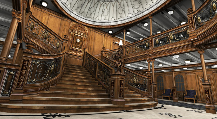 titanic grand staircase vi-#main
