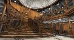 Titanic Grand Staircase VI by Hudizzle