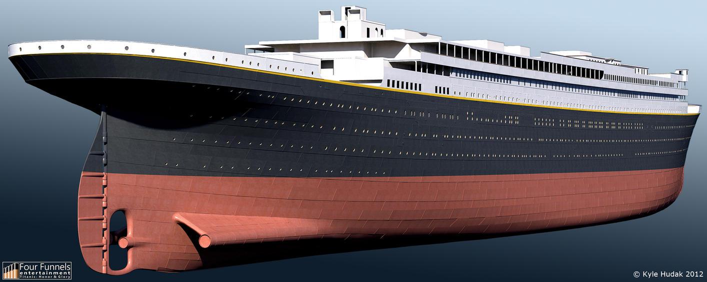 Titanic: Honor and Glo...
