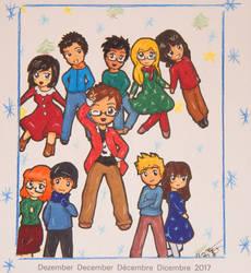 Dezember - Merry Christmas