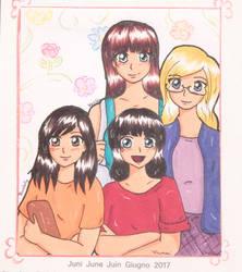 Juni - Girl Power