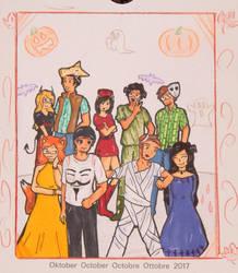 Oktober - Happy Halloween