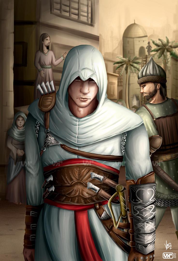 Stalking Jerusalem by veika