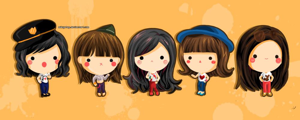 صور سنسد (كرتون) Girls___Generation_Gee_Gee_Gee_by_milkystep