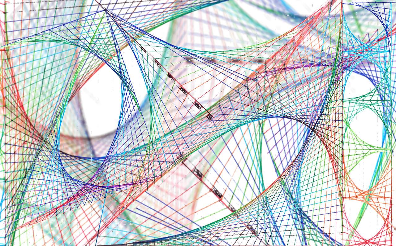 lines in Lines  by dariusberne