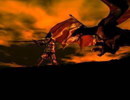 Battle of the Valiant by dariusberne