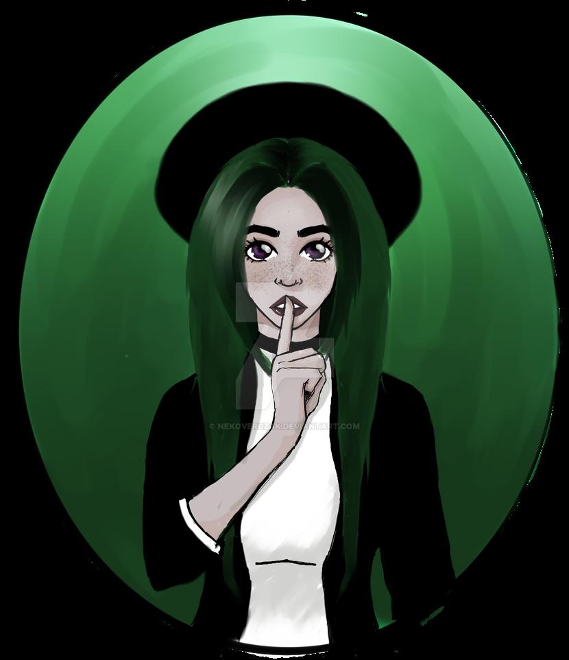 Sweet Witch Dreams by NekoVerczak