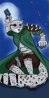 Aranita the cursed zodiac mage by NekoVerczak