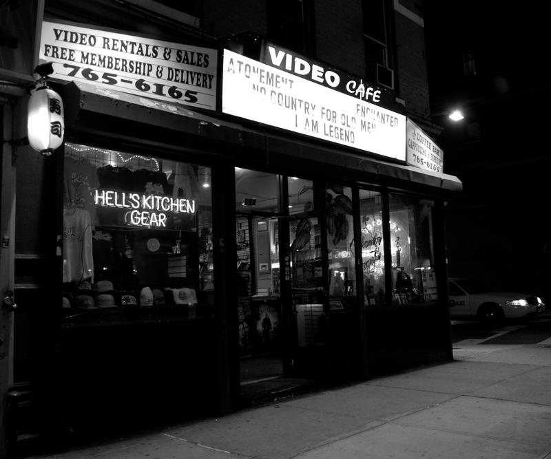 Video store nyc by depzai on deviantart for Craft stores in nyc