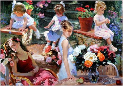 Art by Vladimir Volegov