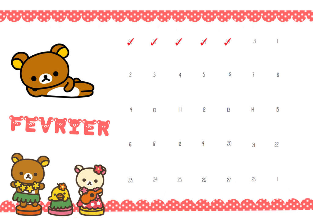 rilakkuma wallpaper january - photo #24