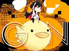Logo Genshiken by FearNelliel