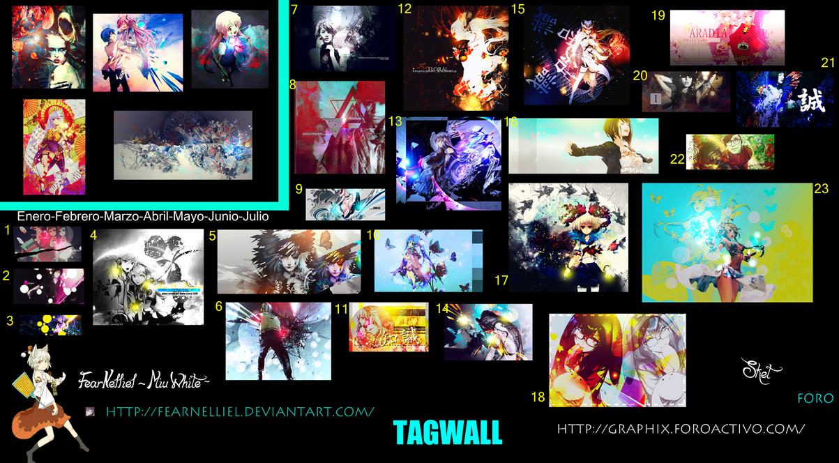 TagWall by FearNelliel