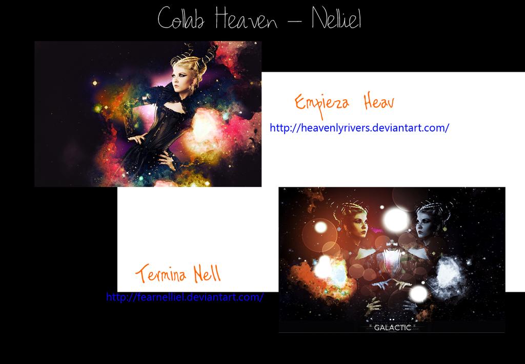 Collab Heaven by FearNelliel