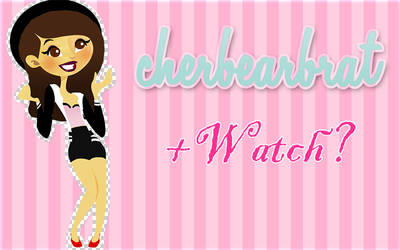 Cherbearbrat by KatiiZ