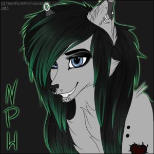 NekoPunkWolf's Profile Picture