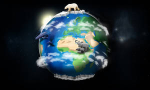 Planet Earth by paatoo