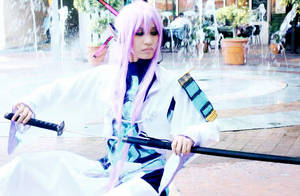 Vocaloid Kamui Gakupo: Samurai by krishinya