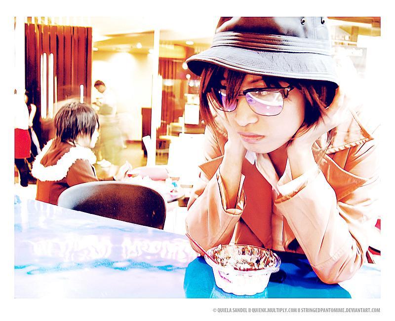 Junjou Egoist: Stalker Hiroki by krishinya