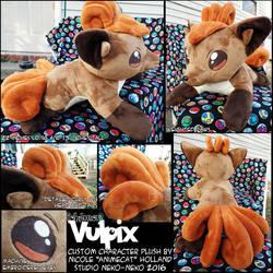 Vulpix Plush