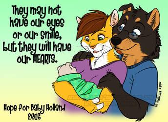 Hope For Baby (Adoption Fundrasing)