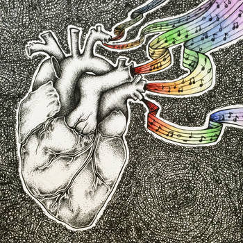 Music of the Heart by MixAndMake