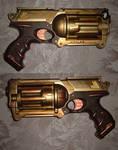 Mjolnir Steam Pistol