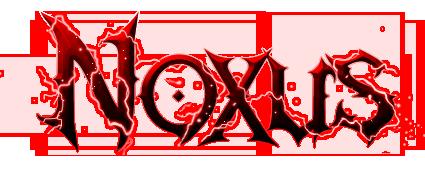 Noxus by xKIBAxLeague Of Legends Noxus Logo