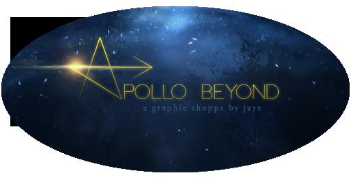 Apollo Beyond Shop Banner by xKIBAx