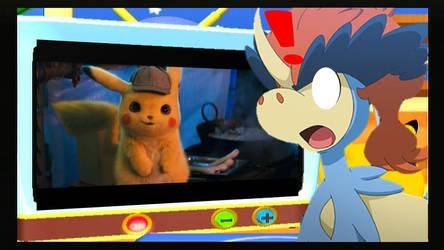 S5 Ed16- Pokemon: Detective Pikachu Movie Reaction by Matthais123