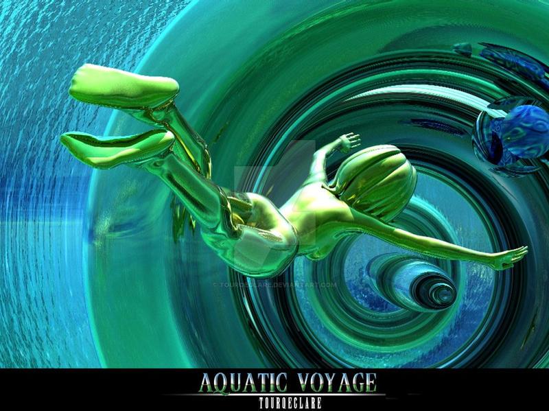 Aquatic Voyage by TourqeGlare