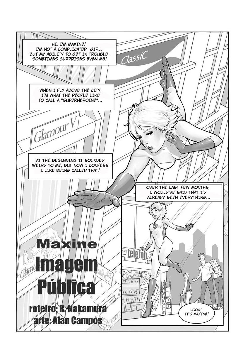 Maxine - Public Image - page 01