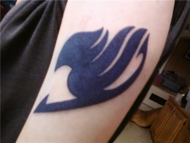 Fairy tail tattoo by sreaperichigo on deviantart for Fairy tail symbol tattoo