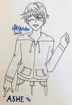 [FE3H] Ashe