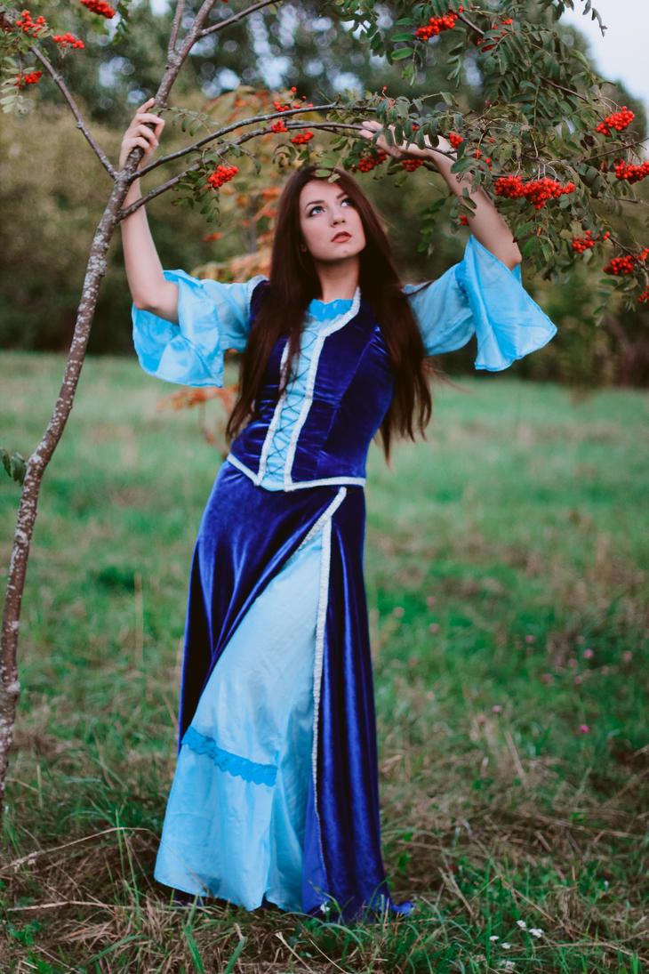 Rowan by Lina-silestiya