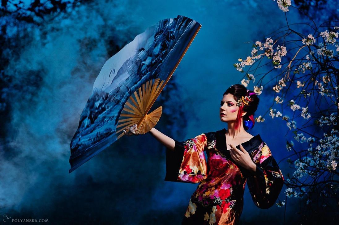 Memoirs of a Geisha by Lina-silestiya