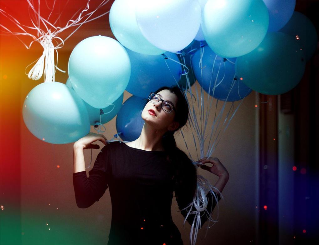 Balloons by Lina-silestiya