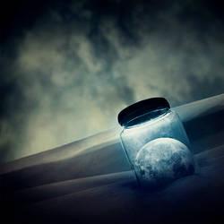 Lost Moon by pyorrhoeico