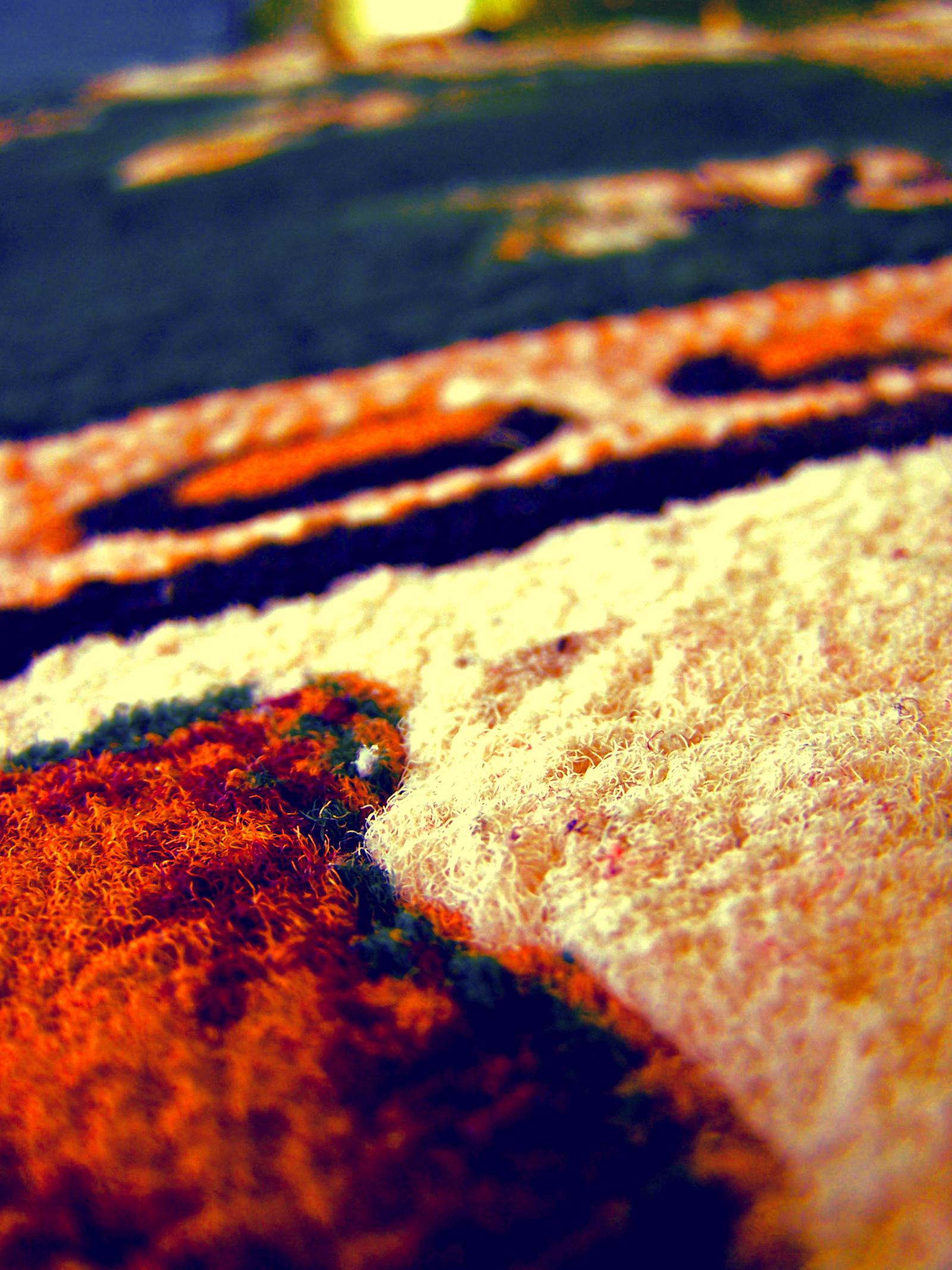 Kicking Carpet