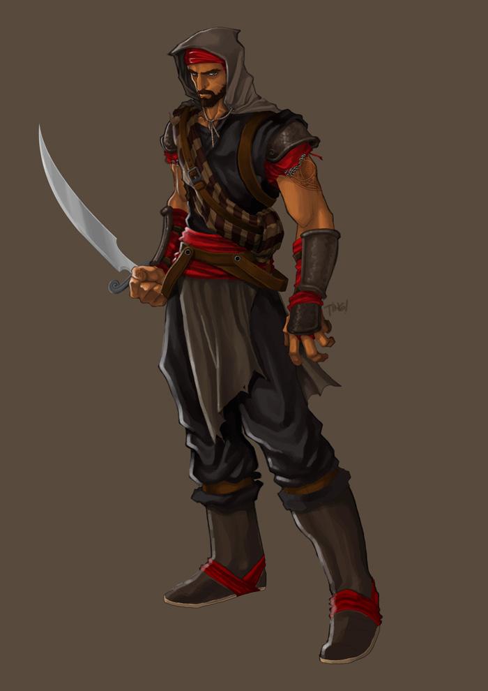 Scimitar Warrior   www.pixshark.com - Images Galleries ...