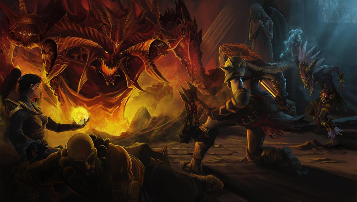 Final Showdown by pixelcharlie