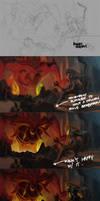 Final Showdown process by pixelcharlie