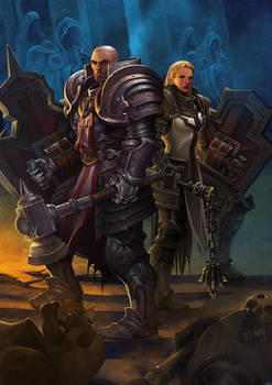Warriors of Zakarum