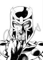 Magneto by pixelcharlie