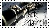 Clarinet Stamp by EmilyLovesPeeta